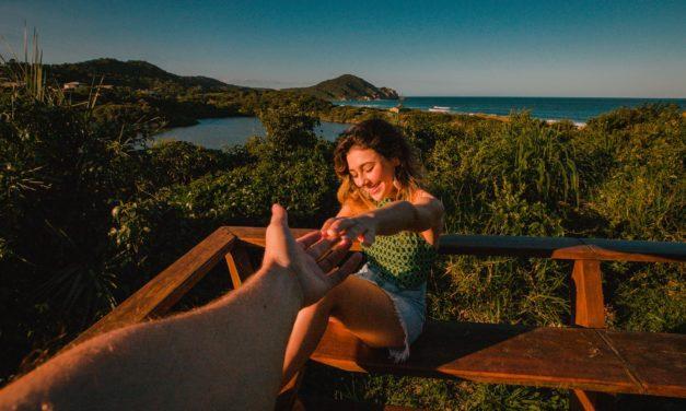 Tempo em Imbituba: saiba quando tirar férias na Praia do Rosa